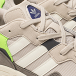 Кроссовки adidas Originals Yung-96 Clear Brown/Off White/Solar Green фото- 6