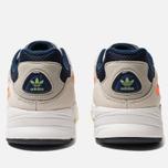 Кроссовки adidas Originals Yung-96 Collegiate Navy/Raw White/Solar Orange фото- 3