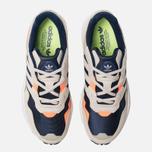Кроссовки adidas Originals Yung-96 Collegiate Navy/Raw White/Solar Orange фото- 5