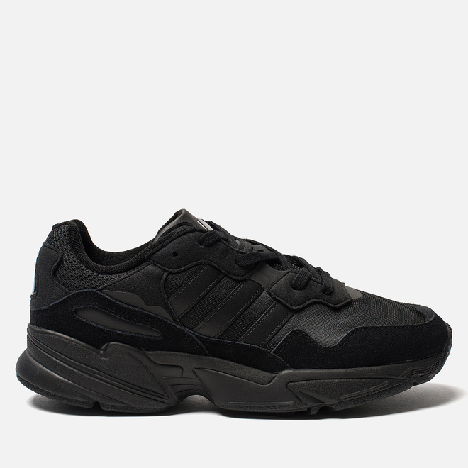 Кроссовки adidas Originals Yung-96 Core Black/Core Black/Carbon