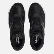 Кроссовки adidas Originals Yung-96 Core Black/Core Black/Crystal White фото- 1