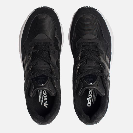 Кроссовки adidas Originals Yung-96 Core Black/Core Black/Crystal White