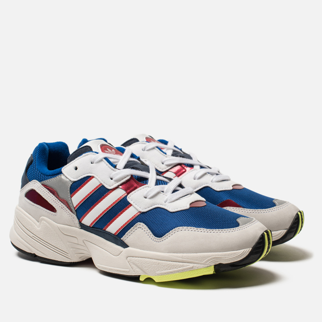 Кроссовки adidas Originals Yung-96 Core Royal/White/Collegiate Navy