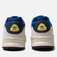 Кроссовки adidas Originals Yung-96 Core Royal/White/Collegiate Navy фото- 2