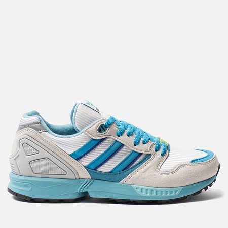 Кроссовки adidas Originals ZX 5000 Raw White/Crystal White/Shock Yellow