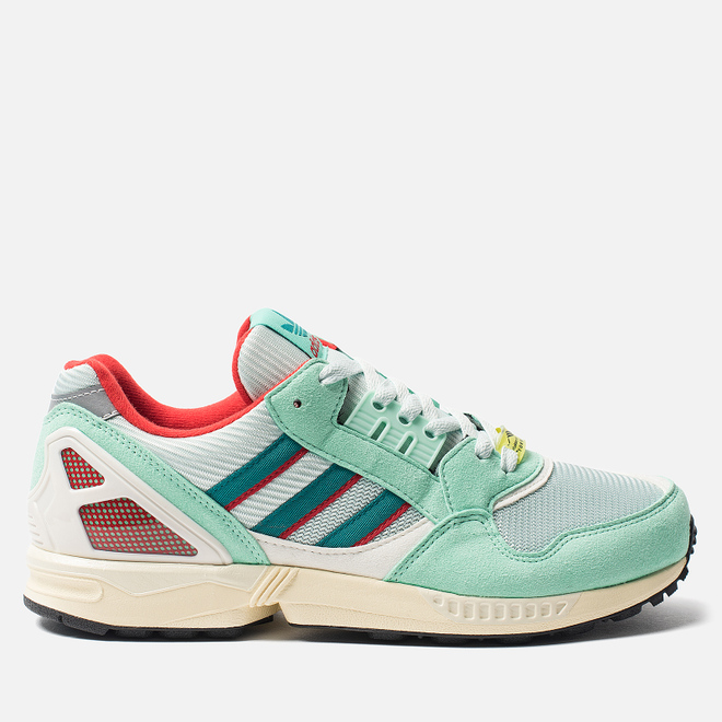 Кроссовки adidas Originals ZX 9000 Mist Sun/Scarlet/Shock Yellow