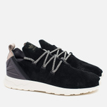 Кроссовки adidas Originals ZX Flux ADV X Core Black/White фото- 1