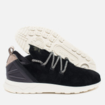 Кроссовки adidas Originals ZX Flux ADV X Core Black/White фото- 2