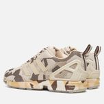 Кроссовки adidas Originals ZX Flux Clear Brown/Brown/Hemp фото- 2