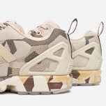 Кроссовки adidas Originals ZX Flux Clear Brown/Brown/Hemp фото- 5