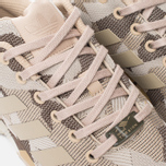 Кроссовки adidas Originals ZX Flux Clear Brown/Brown/Hemp фото- 6