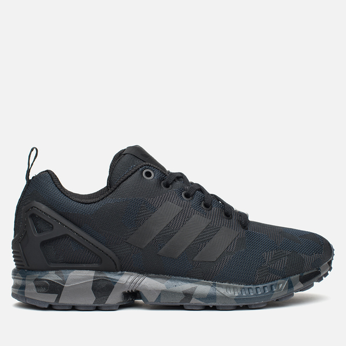 Кроссовки adidas Originals ZX Flux Core Black/Core Black/Carbon