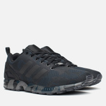 Кроссовки adidas Originals ZX Flux Core Black/Core Black/Carbon фото- 1
