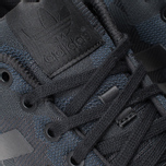 Кроссовки adidas Originals ZX Flux Core Black/Core Black/Carbon фото- 6