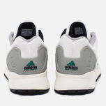 Кроссовки adidas Originals ZX Flux White/SubGreen/ChalkWhite фото- 5
