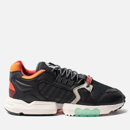 Кроссовки adidas Originals ZX Torsion Core Black/Orange/Bold Green
