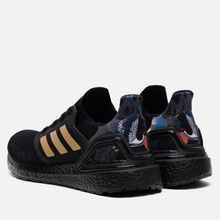 Кроссовки adidas Performance Ultra Boost Chinese New Year 2020 Core Black/Gold Metallic/Signal Coral фото- 2