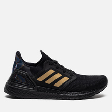 Кроссовки adidas Performance Ultra Boost Chinese New Year 2020 Core Black/Gold Metallic/Signal Coral фото- 3