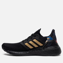 Кроссовки adidas Performance Ultra Boost Chinese New Year 2020 Core Black/Gold Metallic/Signal Coral фото- 5
