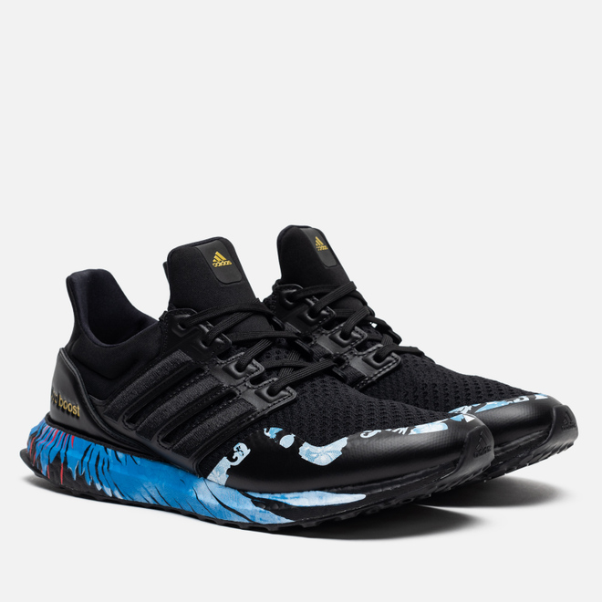Кроссовки adidas Performance Ultra Boost DNA Chinese New Year 2020 Core Black/Core Black/Gold Metallic