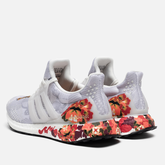 Кроссовки adidas Performance Ultra Boost DNA Chinese New Year 2020 Crystal White/Crystal White/Gold Metallic