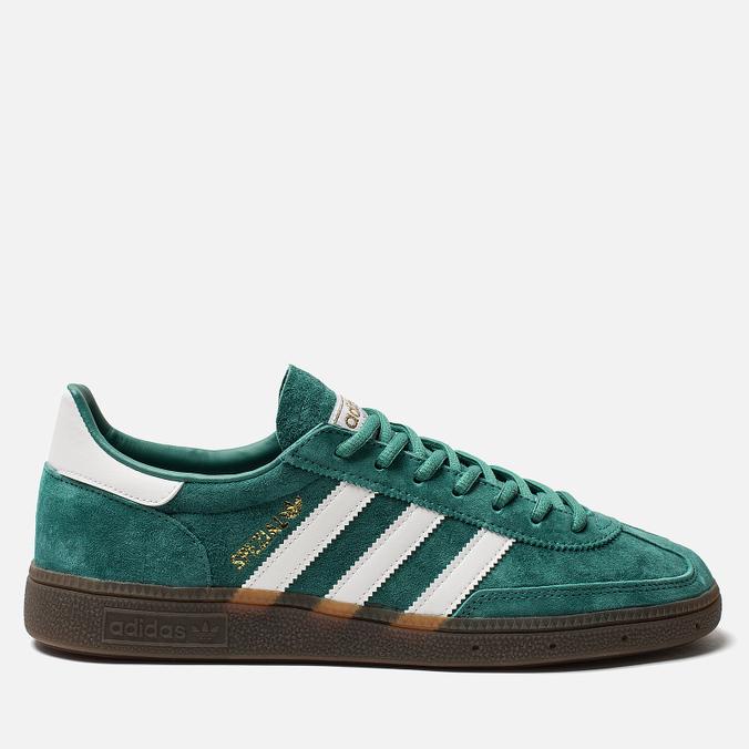 Кроссовки adidas Originals Handball Speziall Act Green/White/Gum