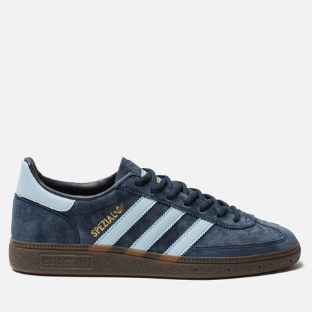 0c29ee2c3 Кроссовки adidas Originals Handball Spezial Collegiate Navy/Clear Sky/Gum