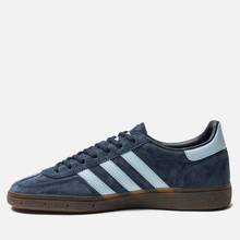 Кроссовки adidas Originals Handball Spezial Collegiate Navy/Clear Sky/Gum фото- 1