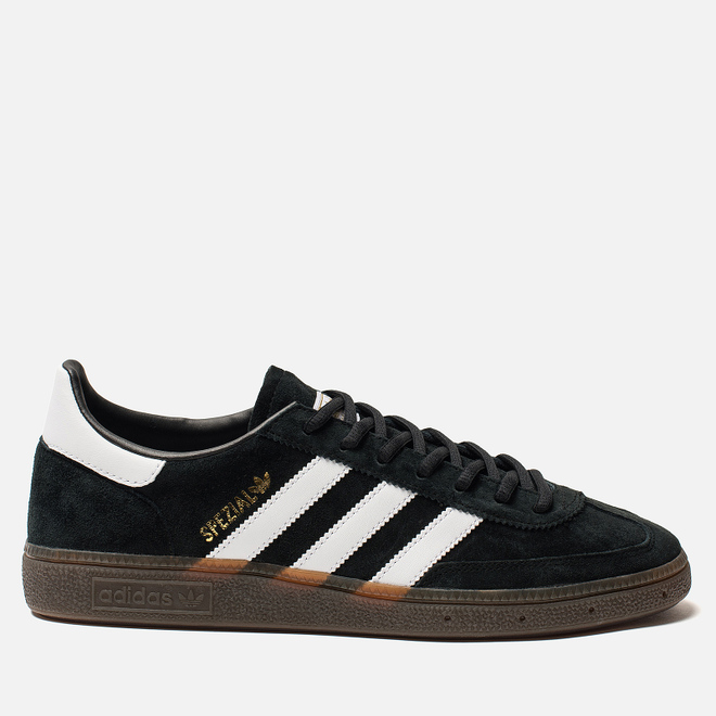 Кроссовки adidas Originals Handball Spezial Core Black/White/Gum