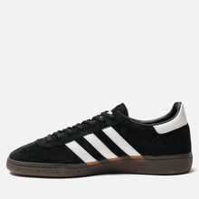 Кроссовки adidas Originals Handball Spezial Core Black/White/Gum фото- 5