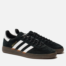 Кроссовки adidas Originals Handball Spezial Core Black/White/Gum фото- 0