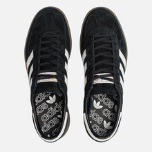 Кроссовки adidas Originals Handball Spezial Core Black/White/Gum фото- 1