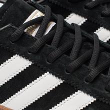 Кроссовки adidas Originals Handball Spezial Core Black/White/Gum фото- 6