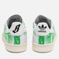 Кроссовки adidas Consortium x Pharrell Williams Stan Smith BBC Palm Tree Pack White/Green фото - 2
