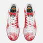 Кроссовки adidas Consortium x Pharrell Williams Stan Smith BBC Palm Tree Pack White/Red фото - 1