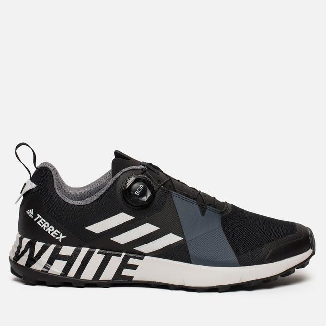 Кроссовки adidas Performance x White Mountaineering Terrex Two Boa Core Black/White/Core Black