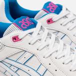 Кроссовки ASICS Gel-Circuit White/Directoire Blue фото- 6