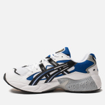 Кроссовки ASICS Gel-Kayano 5 OG White/Black/Blue фото- 1