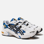 Кроссовки ASICS Gel-Kayano 5 OG White/Black/Blue фото- 2