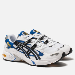 Кроссовки ASICS Gel-Kayano 5 OG White/Black/Blue