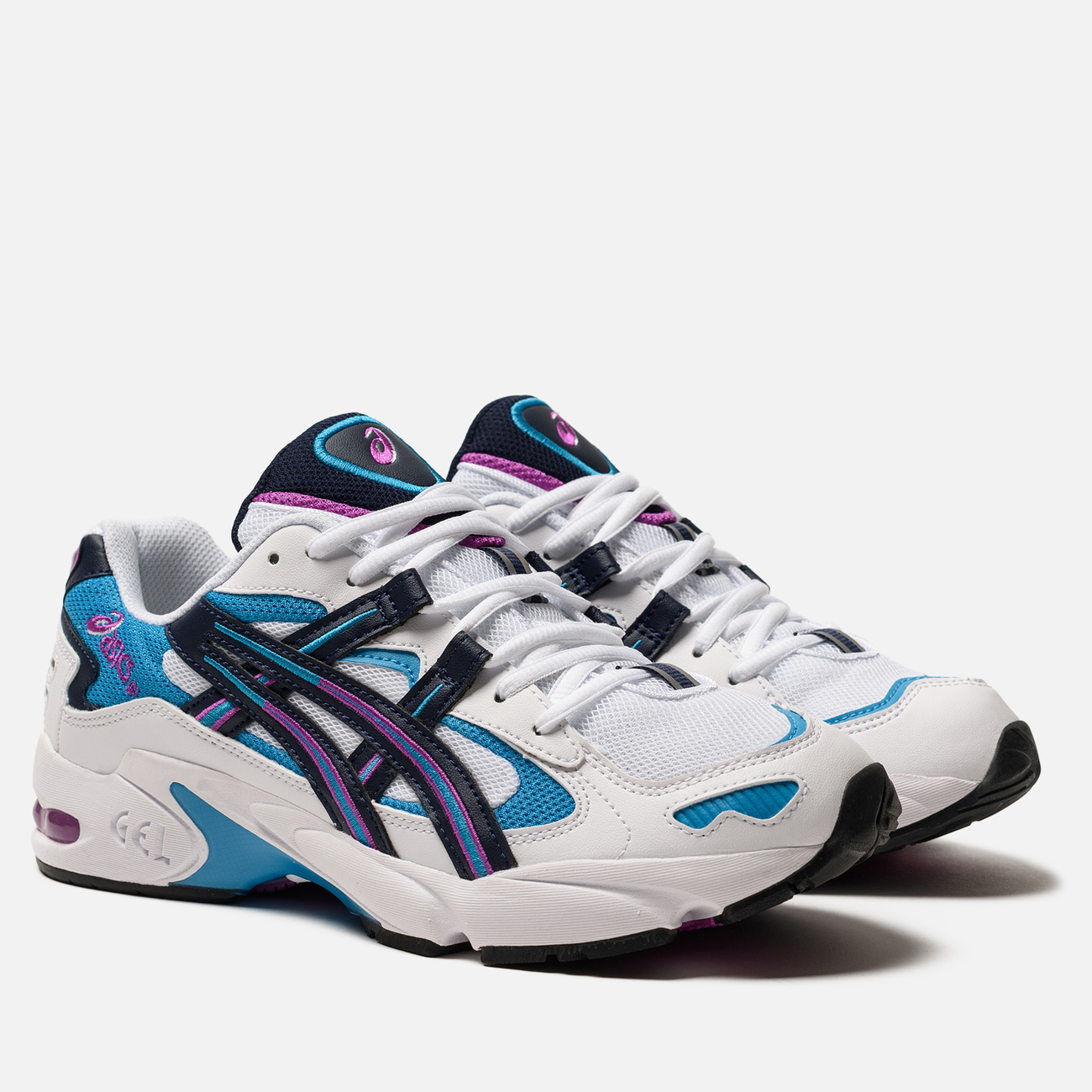 Кроссовки ASICS Gel-Kayano 5 OG White/Midnight
