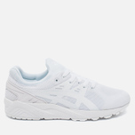 Кроссовки ASICS Gel-Kayano Evo Triple White фото- 0
