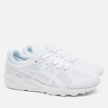 Кроссовки ASICS Gel-Kayano Evo Triple White фото- 1