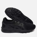 Кроссовки ASICS Gel-Kayano Monochrome Pack Black фото- 2