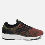 Кроссовки ASICS Gel-Kayano Trainer Evo Chameleoid Mesh Pack Gecko Green/Guava фото- 0