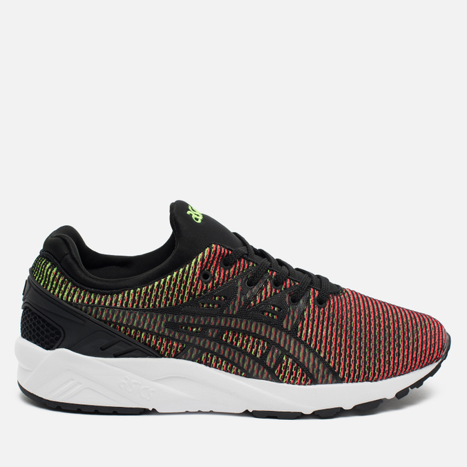 Кроссовки ASICS Gel-Kayano Trainer Evo Chameleoid Mesh Pack Gecko Green/Guava