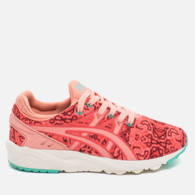 Женские кроссовки ASICS Gel-Kayano Trainer Hot Coral/Peach Melba
