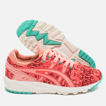 Женские кроссовки ASICS Gel-Kayano Trainer Hot Coral/Peach Melba фото- 1