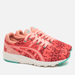 Женские кроссовки ASICS Gel-Kayano Trainer Hot Coral/Peach Melba фото- 2