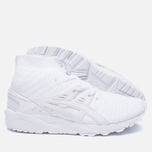 Кроссовки ASICS Gel-Kayano Trainer Knit MT Light And Shade Pack White фото- 1